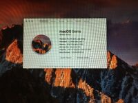 MacBook Pro Late 2011, QuadCore i7, 2.2GHz, 15inch, 8Gb, CS5, OS Sierra + 7 Pro 64 bit
