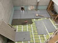 Bathroom fitters, handymen