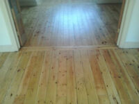 London floor sanding/20 years exp quality finishes & dust extractors. ALL LONDON AREAS COVERED