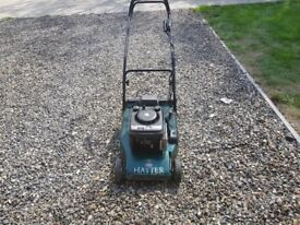 Lawn mower hayter harrier 48