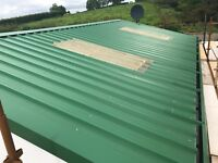 roof insulated green