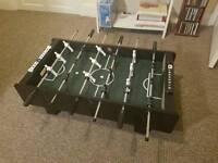 Table football table top