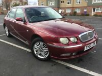 ROVER 75 2-0 V6 MANUAL £5500 INVOICES SMART-DRIVES 100% ANY P/X ANY CARDS & DELIVERY ANYWHERE £495.