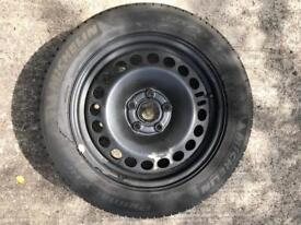 """17"""" Spare Wheel with Michelin Tyre"""