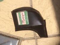 Classic mini windscreen scuttle