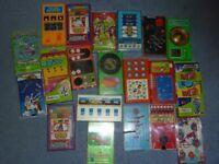 20 Rare Vintage Retro Tomy Pocketeers Games