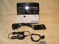 Avtex mini Freeview box, ideal for TV in your caravan / boat etc.