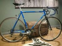 Raleigh Vintage Racing Retro Road Bicycle Bike