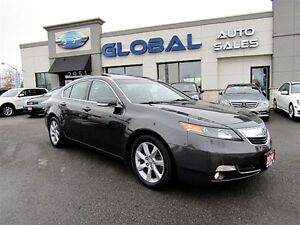 2014 Acura TL Base w/Technology Package ACCIDENTS FREE .