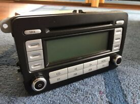 Volkswagen Golf R32 CD player *RCD MFD*