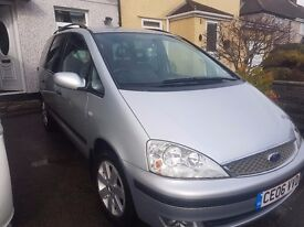 FORD GALAXY 7 Seater 12 Months MOT