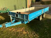 Ifor Willams Trailer