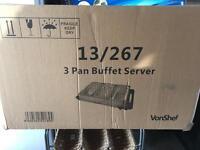 Electric buffet server