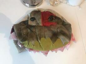 Deathly Dinosour Halloween Costume