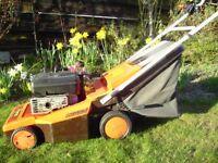 Flymo Petrol driven Mower