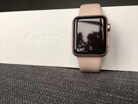 Apple Watch Series 1 - rose gold aluminum