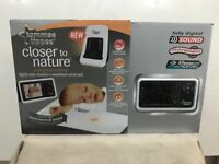 Brand New Tommee Tippee Digital Video Monitor with Movement Pad