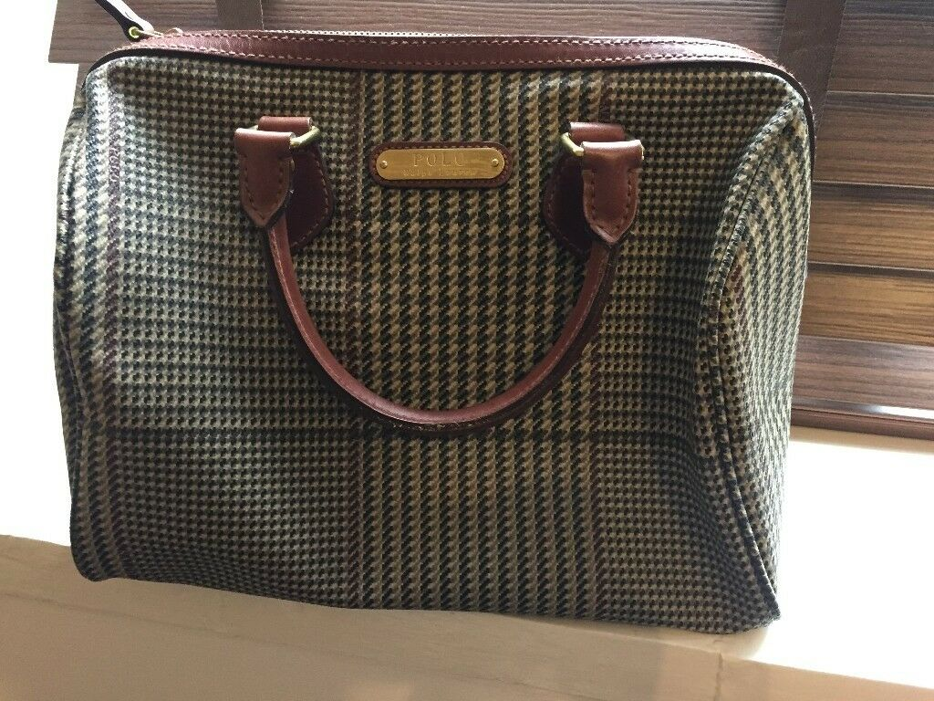 9e074a358c80 Polo Ralph Lauren Handbag. Enfield ...