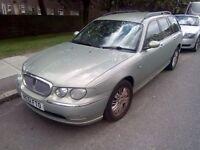 Rover 75 Estate 2.0D TDI - BMW Engine Year 2001 Tax - Mot £650 or swap