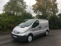 VERY LOW ONLY 29K MILES!!! 2007 2.0 Dci 115 Nissan Primastar MOT till 11/2018 like Vivaro and Trafic