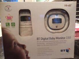 BT Digital Bsby Monitor 150