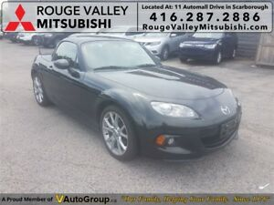 2013 Mazda MX-5 GT! PWR HT/ TOP MODEL! NO ACCIDENTS!!