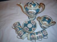 VINTAGE COFFEE SET