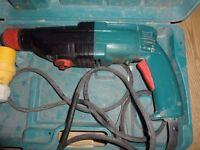 makita HR2410 Corded Hammer Drill 110v