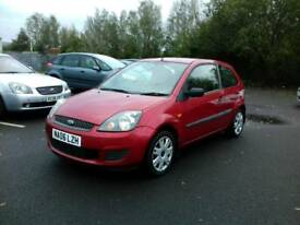 2006Ford Fiesta 1.2 petrol Full 12 Months mot Very cheap to run and insurance
