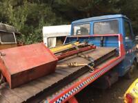 Scrap cars collected, scrap metal etc.. cash paid