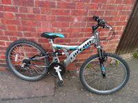 """falcon rage bike 24"""" wheels"""
