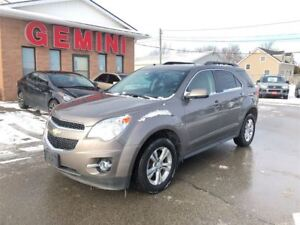 2011 Chevrolet Equinox LT Moonroof AWD 6 Month Warranty