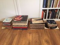 Collection of Records: LPs, EPs, Singles; Pop/Rock/RnB/Soul/Jazz/Classical