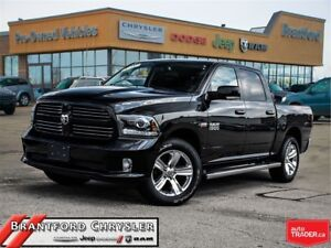 2014 Ram 1500 Sport~Power Seat~Bluetooth~