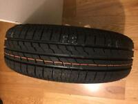 New expire tyre