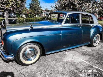1964 Rolls-Royce Other  1964 Silvercloud Rolls Royce Series III