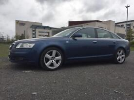 08 AUDI A6 2.0 TDI S LINE AUTO 7 SPEED&PADDLE*LE MANS BLUE*ONLY 93K*PRISTINE!a4,Bmw,merc,a5,vw