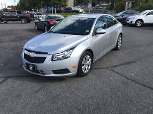 2013 Chevrolet Cruze LT Turbo WITH REMOTE STARTER AND BLUETOOTH!
