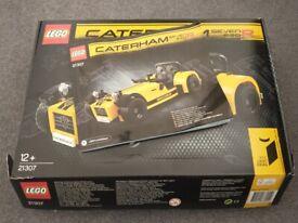 Lego Caterham 7R