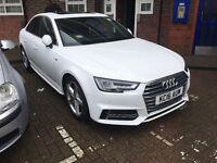 Best Audi A4 S line your money