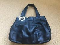Michael Kors Black Leather Bag - Great Condition