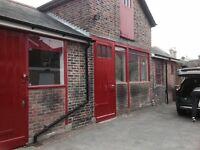 Shared art studio to rent - £130 per month