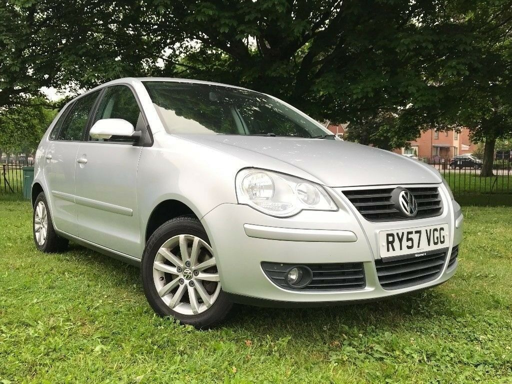 2007 VW POLO 1.2 PETROL MANUAL **ONLY 62000 MILES ** FULL VW SERVICE  HISTORY ** LONG MOT **