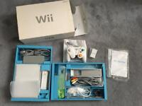 Nintendo Wii MINT condition MEGA BUNDLE