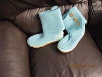 Genuine UGG Boots - Size 6