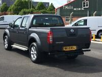 2015 NISSAN NAVARA DCI WITH ONLY 13000 MILES. IMMACULATE PICK UP THROUGHOUT. AIRCON ETC AND NO VAT..