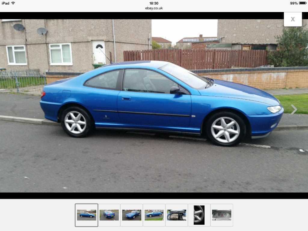 2002 406 coupe 2 2 hdi 12 months mot swaps in wallsend tyne and wear gumtree. Black Bedroom Furniture Sets. Home Design Ideas