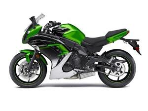 2016 Kawasaki NINJA 650 ABS 29$/sem garantie 2 ans