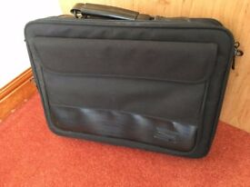 Targus laptop bag / document case