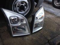 Ford Transit MK7 Headlights